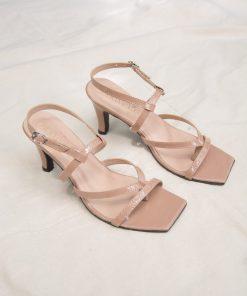 Laydeez - Myra Heels in Nude Color