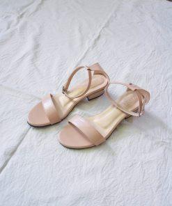 Laydeez Basic Chunk Heels