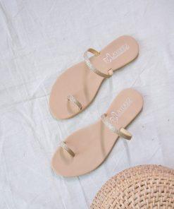 Laydeez Barefoot Sandals