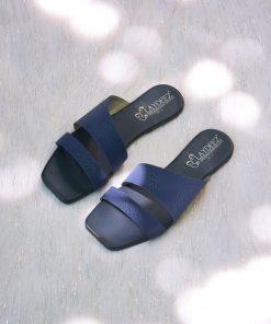 Laydeez Modern Dual Strap Sliders