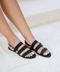 Laydeez Triple Straps Sandals