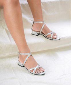 Laydeez Double Twisted Low Block Heels