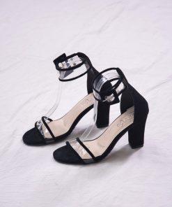 Laydeez Sonta Block Heels
