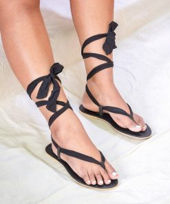 Laydeez - Basic Lace Up Sandals