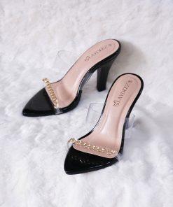 Laydeez Olivia Pointed Toe Heels